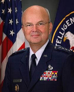Michael V Hayden