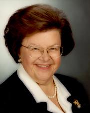Barbara Ann Mikulski