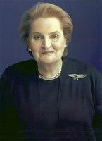 Madeleine K Albright
