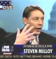Steven J Milloy