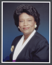 Eva M Clayton