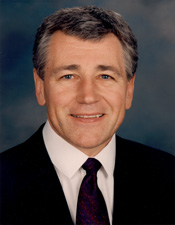 Charles T Hagel
