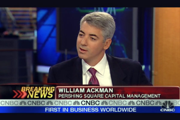 William Ackman