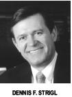 Dennis F Strigl