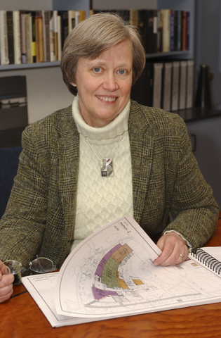 Shirley M Tilghman