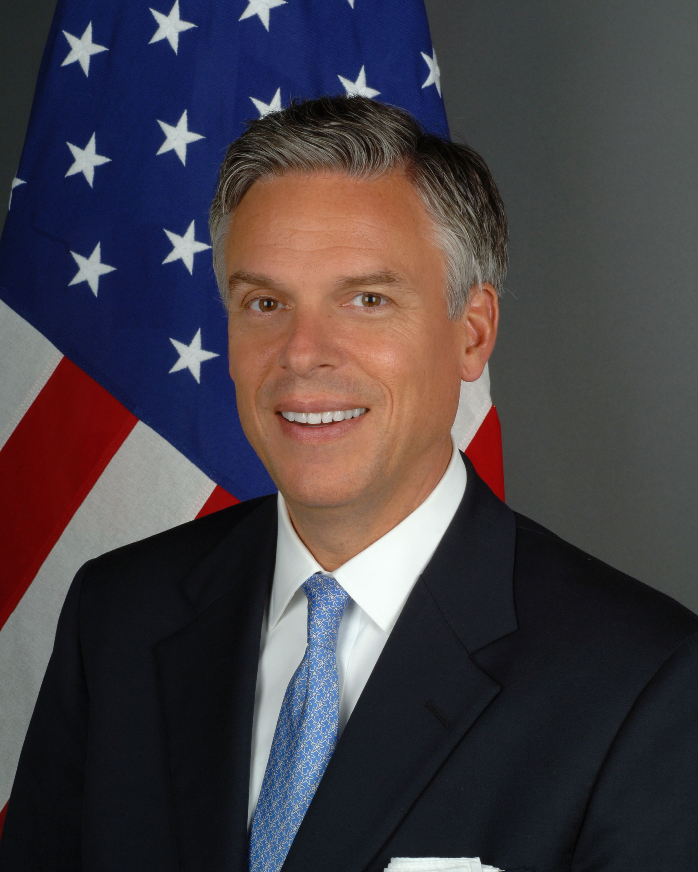 Jon M Huntsman Jr