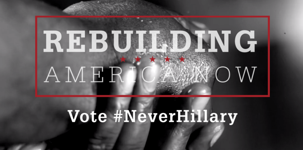 Rebuilding America Now